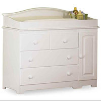 Atlantic Furniture C-69142 Windsor Changing Table in White