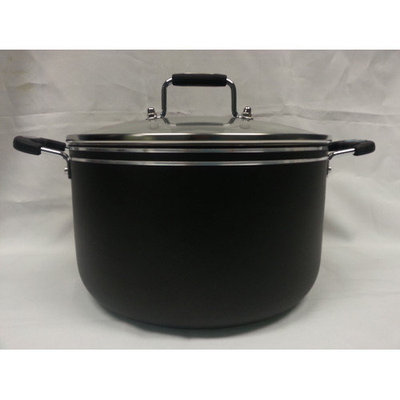 Danico Imperial Healthy Choice 8.5-qt. Stock Pot with Lid