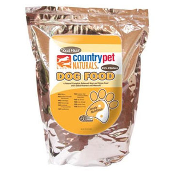 Real Meat Co Real Meat 70310 Chicken Dog Food - 10 Pound Bag