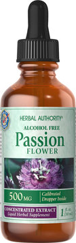 Herbal Authority - Passion Flower 500 mg. - 1 oz.