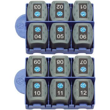 IDEAL 158050 VDV II RJ45 Remotes 1-12 Accuracy Pk