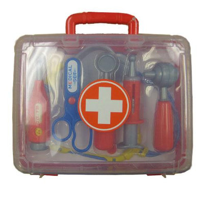 Frenzy Medical Play Set For Kids With Carry Case - 1422