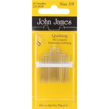 Colonial Needle 72160 Quilting-Betweens Hand Needles-Size 3-9 20-Pkg