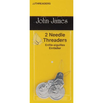 Colonial Needle JJT Needle Threaders-2-Pkg