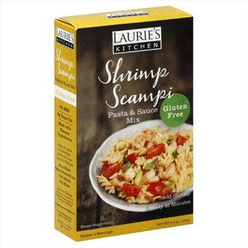 Laurie's Kitchen Lauries Kitchen Mix Pasta Shrmp Scampi 6.6 Oz Pack Of 6
