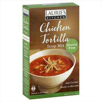 Laurie's Kitchen Soup Mix Gluten Free Chicken Tortilla 5.3 oz