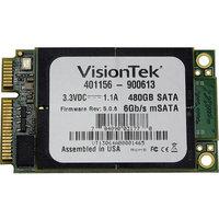 VisionTEK mSATA 480GB SATA III Solid State Drive - 900613