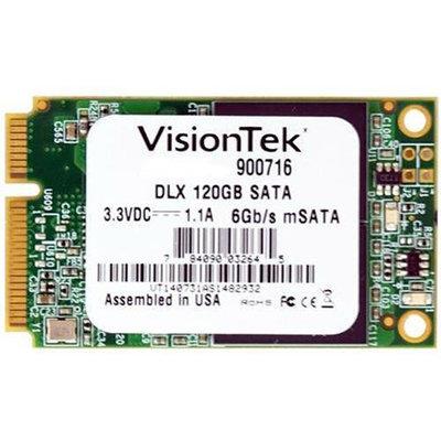 Visiontek 900716 Msata Dlx 120GB Ssd Micron Onfiint Asyncronous Mlc