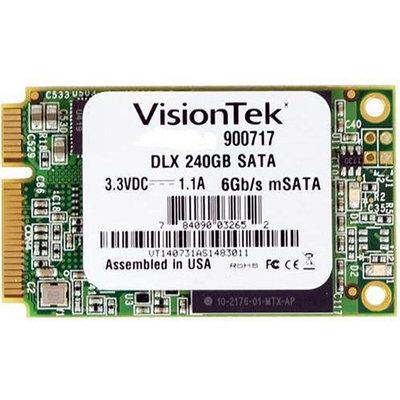 Visiontek 900717 Msata Dlx 240GB Ssd Micron Onfiint Asyncronous Mlc
