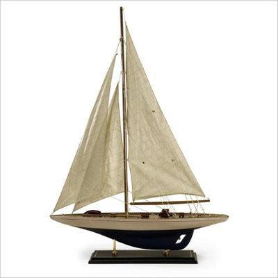 Lighting Technologies International Lighting Business 50884 Colossal Antiqued Sailing Vessel