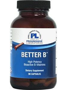 Progressive Labs Better B 90 caps