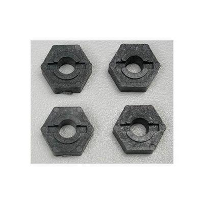 3950 Wheel Hex Adapters TC3 (4) ASCC3950 ASSOCIATED ELECTRICS