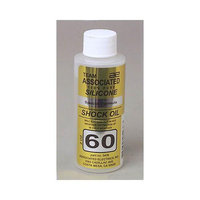 Associated Electrics, Inc. 5436 Silicone Shock Fluid 60 Weight 2 oz ASCC8082