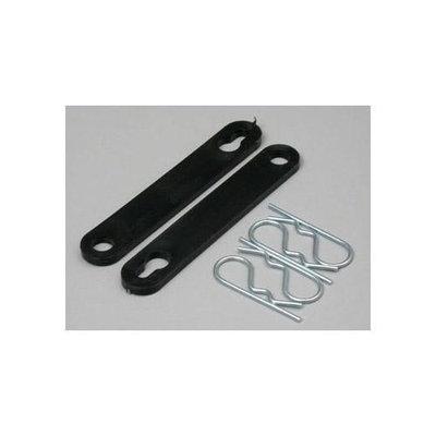 Team Associated 6335 Battery Hold-Down Straps ASCC4336