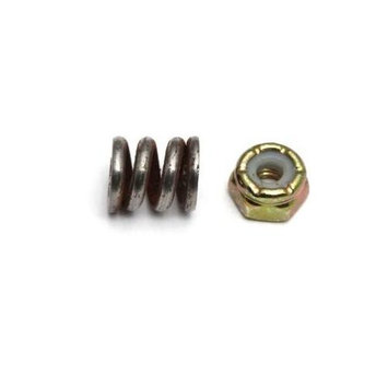 Associated 6628 Diff Spring RC10
