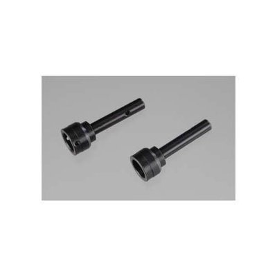 ASSOCIATED ELECTRICS 7985 Posi-Lock Quick-Change Stub Axle GT2