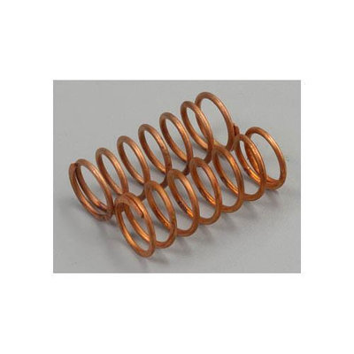 ASSOCIATED ELECTRICS 8449 FT 1/10 Micro Shock Spring 16.0 Copper (2)