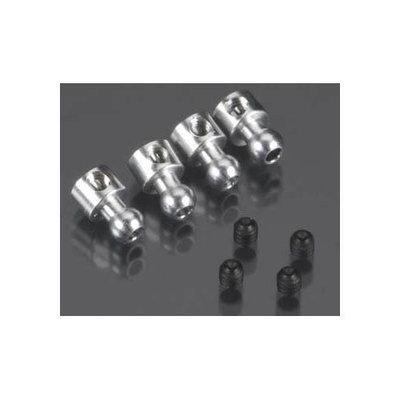 8830 Roll Bar Pivot Aluminum Dual Sport (4) ASCC5030 ASSOCIATED ELECTRICS