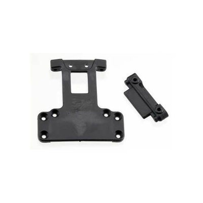 ASSOCIATED ELECTRICS 9818 Arm Mount/Chassis Plate SC10