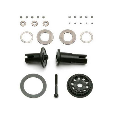 ASSOCIATED ELECTRICS 21381 Complete Ball Diff Front