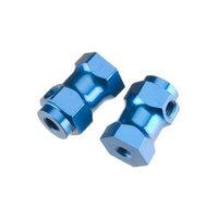25707 Roll Bar Mounts Blue MGT 8.0 (2) ASCC5707 ASSOCIATED ELECTRICS