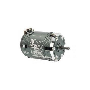 Associated X20 Stock Spec 10.5 Turn Brushless Motor ASCLRP50834 LRPC0834 LRP Electronics