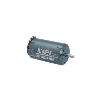 LRP Electronics 50945 X12L 5.0T 550 Short Course Brushless Motor LRPC0945