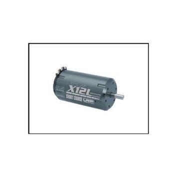 LRP Electronics Associated LRP50940 X12L Turn 550 Brushless Modified Short Course, 5.5T LRPC0940