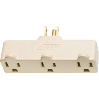 Pass & Seymour #697RI 15A IVY Heavy Duty TPL Outlet