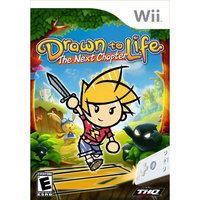 Thq Drawn To Life The Next Chapter Action/adventure Game - Wii