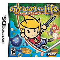 Thq Drawn To Life The Next Chapter Action/adventure Game - Nintendo Ds