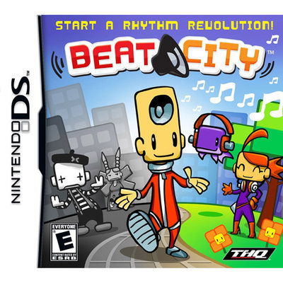 Thq Software THQ Beat City - BLACK PEARL SOFTWARE