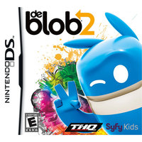 THQ 785138364070 Deblob 2 for Nintendo DS