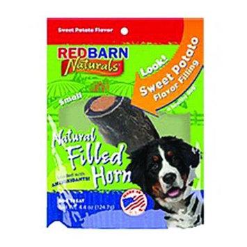 Redbarn Naturals Redbarn Pet Natural Filled Horn Sweet Potato 510HN2