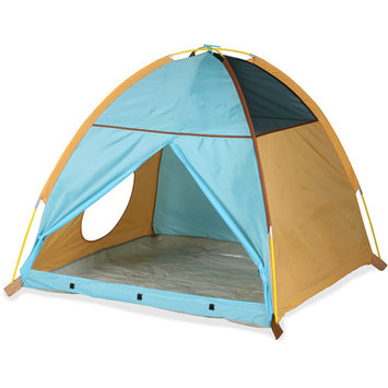 Pacific Play Tents My Little Tent - Turquoise/ Tan