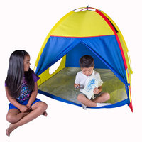 Pacific Play Tents My Little Tent - Blue/ Yellow