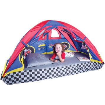 Stansport Pacific Play Tents 19711 Rad Racer Double Bed Tent