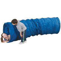 Pacific Play Tents 20515 Institutional 9 Foot Tunnel - Blue