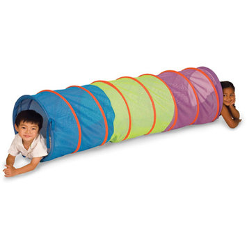 Stansport Pacific Play Tents 20812 6 ft. Blue See Through Institutional Tunnel