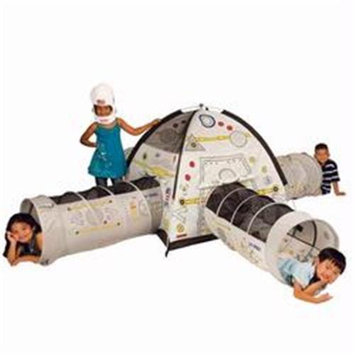 Pacific Play Tents 20855 Space Station Tent with 4 Tunnels