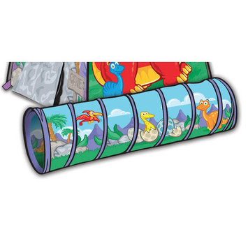 Pacific Play Tents 39410 6' Dinosaur Tunnel