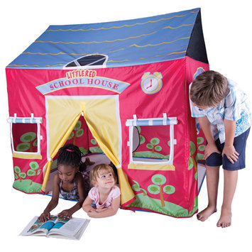 Pacific Play Tents Little Red School House Tent