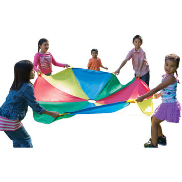 Pacific Play Tents 12 Foot Parachute With Handles And Carry Bag