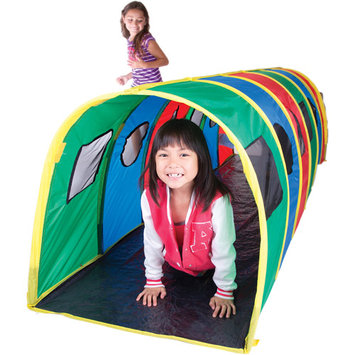Stansport Pacific Play Tents 95200 9 ft. Tickle Me Geo Tunnel
