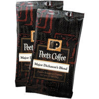 Peet's Coffee & Tea COFFEE PORTION PACKS, MAJOR DICKASON'S BLEND, 2.5 OZ FRACK PACK, 18/BOX