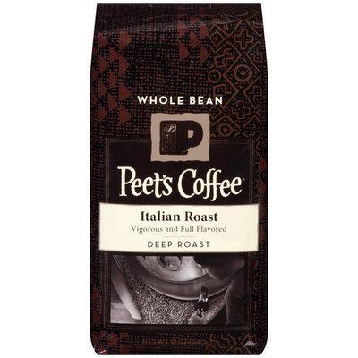 Peet's Coffee Italian Roast Deep Roast Whole Bean Coffee, 12 oz