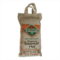 Bombay Duck Rice Basmati Brown -Pack of 12