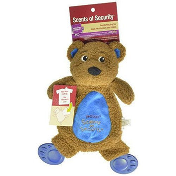 Scents Of Security Bear Toy for Dog
