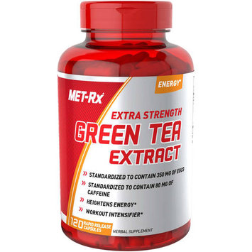 MET-Rx - Extra Strength Green Tea Extract - 120 Capsules