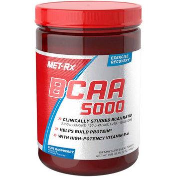 Met-rx4010542272 MET-Rx BCAA 5000 Blue Raspberry 0.66 lbs
